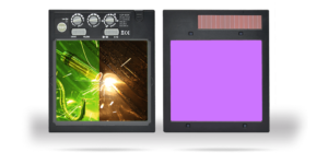 Syrius Titan automata hegesztőpajzs színhű filter